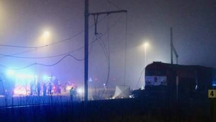 В Бельгии поезд наехал на грузовик: погиб украинец – фото