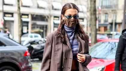 Як носити штанний костюм весною: Белла Хадід показує безпрограшне комбо