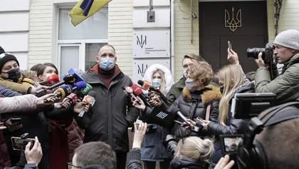Суд відмовився скасовувати підозру Татарову