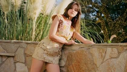 Селена Гомес прикрасила обкладинку Vogue: чарівний кадр