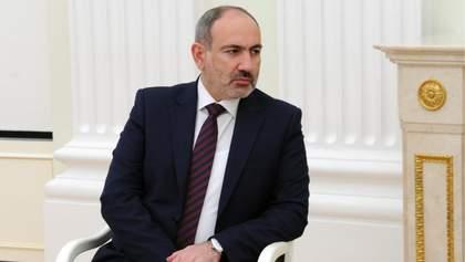 Пашинян оголосив про звільнення голови Генштабу: президент проти