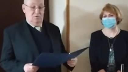 """""""Святкування"""" відкриття туалету в університеті: Кремінь просить Міносвіти про розслідування"""