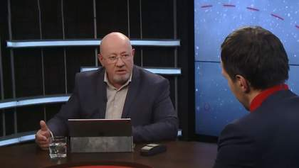 РНБО ще вистрелить, – Чумак розповів деталі розмови з Даніловим