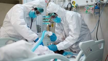 Тривожний прогноз тривалості та потужності весняної хвилі коронавірусу в Україні