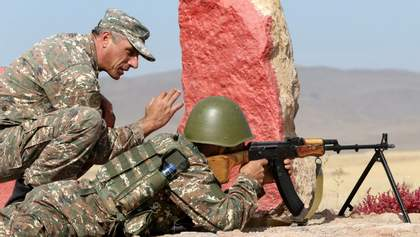 Азербайджан і Вірменія одночасно проведуть паралельні військові навчання