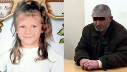 МВС опублікувало фото підозрюваного у вбивстві 7-річної Марійки Борисової