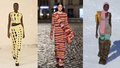 Що ми будемо носити восени: 5 трендів з Тижня моди в Парижі