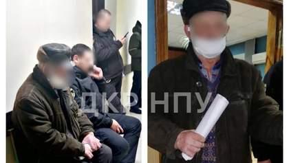 Подозреваемый в убийстве Марии Борисовой под стражей: появились фото из суда