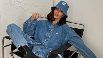 Total denim – тренд сезона: как стильно одеваться в джинсовые изделия
