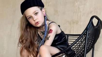 Дідусем скандальної 8-річної блогерки Мілани виявився чиновник Верховної Ради, – ЗМІ