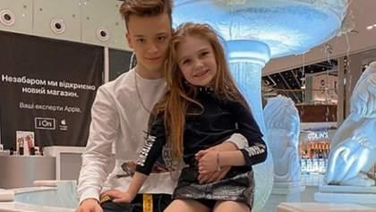 Стосунки 8-річної моделі Мілани з 13-річним блогером Пашею: все, що відомо про скандал