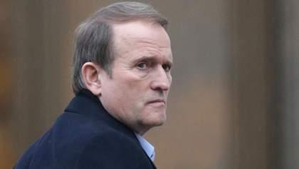 Медведчук оскаржує введені проти нього санкції у Верховному Суді