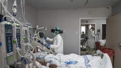 Вчені спрогнозували, коли в Україні зросте смертність від коронавірусу