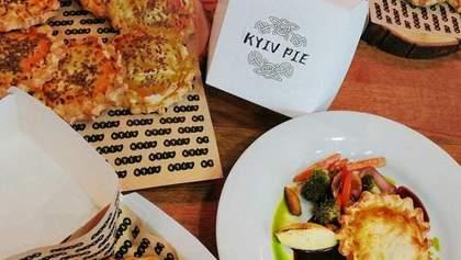 Киевлянам предлагают выбрать логотип для Kyiv Pie: это новое столичное блюдо