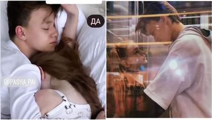 """Вже не """"роман"""": 8-річна блогерка Мілана видалила відверті фото з 13-річним хлопцем"""