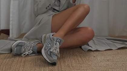 Инстаграм – источник вдохновения: какие кроссовки выбирают модницы этой весной