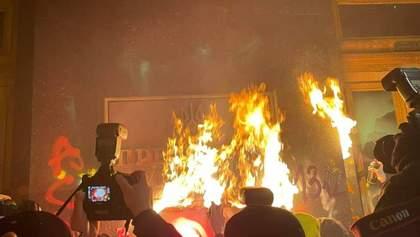 Хотят крови – в МВД отреагировали на протесты из-за Стерненко