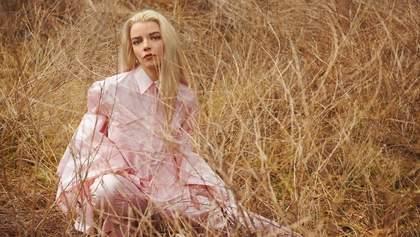 Аня Тейлор-Джой снялась в фотосессии для Vanity Fair, от которой невозможно отвести взгляд