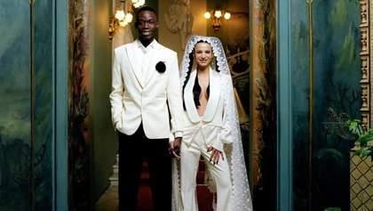 Украинский бренд FROLOV представил первую свадебную коллекцию: фото