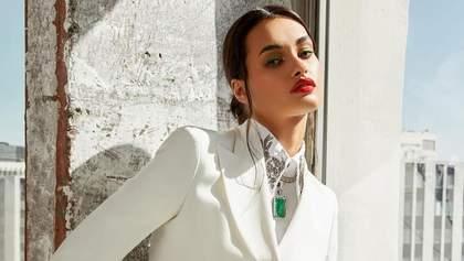 Бразильская модель Жизель Оливейра снялась для арабского глянца Elle: роскошные фото