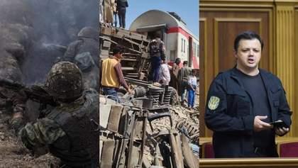Головні новини 26 березня: втрати на Донбасі, аварія в Єгипті та підозра Семенченку