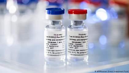 """Инструмент пропаганды, – во Франции раскритиковали российскую вакцину """"Спутник V"""""""