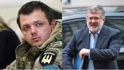 Солдати мільярдера: хто об'єднав Семенченка з Коломойським – розслідування