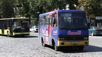 У Львові можуть зупинити громадський транспорт через погіршення ситуації з коронавірусом