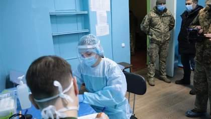 В українській армії ще 2 людини померли від коронавірусу