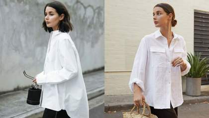Как правильно выбрать белую рубашку: золотые правила от Андре Тана