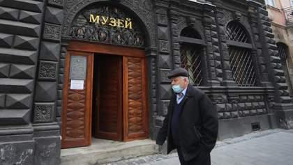 Локдаун у Львові продовжили до 12 квітня