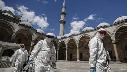 Туреччина посилює карантин та вводить комендантську годину