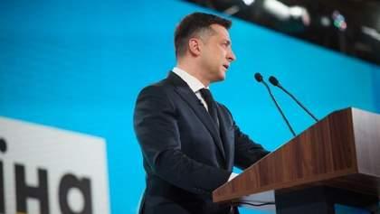 Санкції проти Януковича і заворушення під ОП: у Зеленського підбили підсумки березня