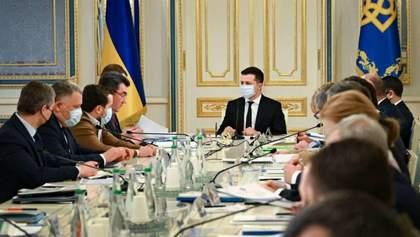 СНБО провел очередное заседание: что решили