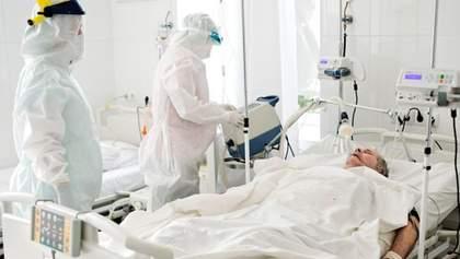 У Києві зайнято майже 84% ліжок із киснем: ситуація в лікарнях напружена