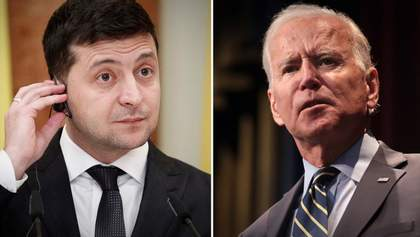 Важнейший звонок для Украины: еще раз о разговоре Байдена и Зеленского