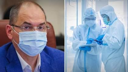 Степанов заявил, что возможности медицинской системы Украины исчерпаны