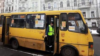 У Києві маршрутники масово звільняються через локдаун: працювати невигідно