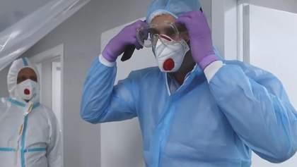 У Києві хворих на коронавірус вже будуть класти у пологових будинках та дитячих лікарнях