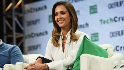 Як акторка Джессіка Альба створила стартап вартістю 1 мільярд доларів: спроб було кілька
