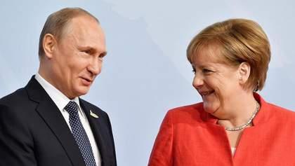 Меркель вимагала, щоб Путін зменшив військову присутність на кордоні з Україною