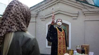 На Пасху верующим украинцам могут разрешить посетить церковь