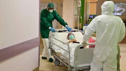 Коронавірус у Києві: кількість нових хворих не зменшується