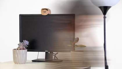 Жуткий гаджет: для чего создали веб-камеру в форме человеческого глаза – фото, видео