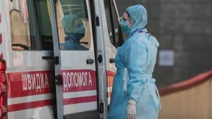 У Києві за добу знову зафіксували 42 померлих від COVID-19