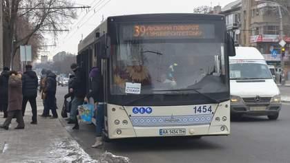 В Запорожье могут полностью остановить общественный транспорт