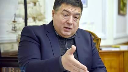Тупицький просить ОАСК заборонити держохороні не пускати його в Конституційний суд