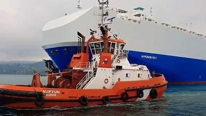 Іран випустив ракету на ізраїльський корабель поблизу ОАЕ