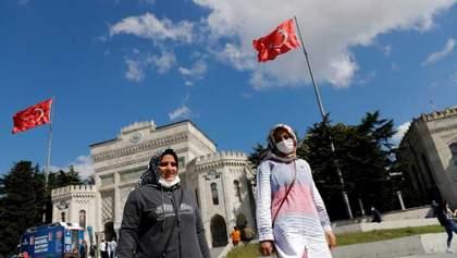 У Туреччині новий рекорд хворих на COVID-19: влада посилює карантин