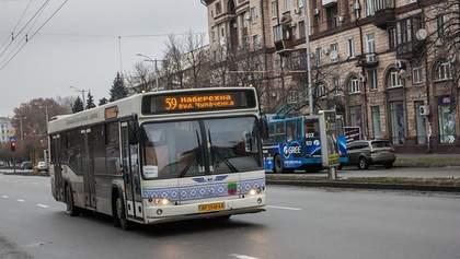 Усиление карантина в Запорожье: вводят спецпропуска на транспорт